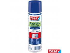 tesa® 60021 lepidlo ve spreji permanent, 500 ml