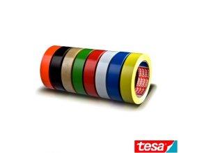 tesa® 4104 Tesapack® Premium PVC balicí páska