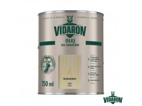 Vidaron terasový olej T01
