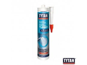 Tytan sanitární silikon Turbo