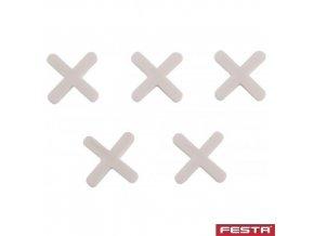 FESTA® Křížky pro obkladače, 4 mm, 100 ks