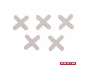 FESTA® 37154 Křížky pro obkladače, 5 mm, 75 ks