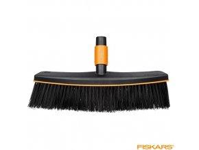 FISKARS® 1001416 QuikFit™ Koště na terasy, 380 mm