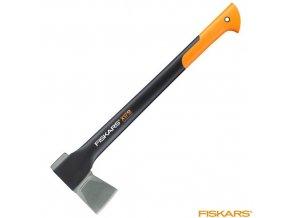 FISKARS® 1015641 X17 Štípací sekera M, 1500 g, násada FiberComp™ 60 cm