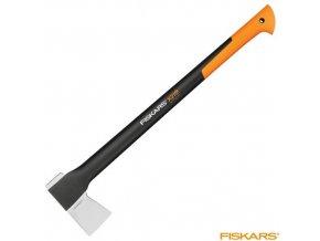 FISKARS® X21 Štípací sekera L, 1600 g, násada FiberComp™ 76 cm
