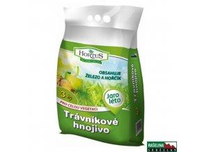HORTUS Trávníkové hnojivo, 3 kg