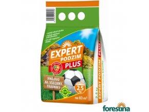 FORESTINA® GRASS EXPERT PODZIM PLUS Hnojivo na trávník