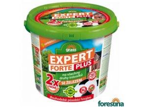 FORESTINA® GRASS EXPERT FORTE PLUS Hnojivo na trávník, 10 kg