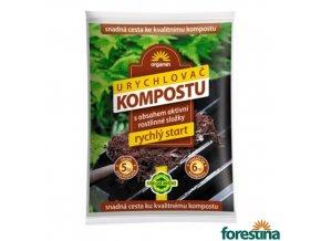 FORESTINA® ORGAMIN Urychlovač kompostů, 5 kg