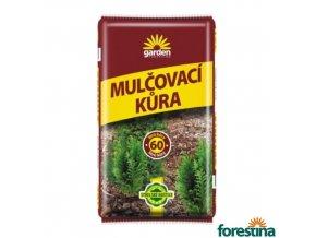 FORESTINA® GARDEN Mulčovací kůra přírodní, 60 l