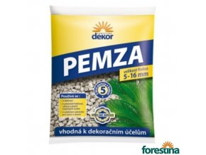 FORESTINA® DEKOR Pemza, 5-16 mm, 5 l