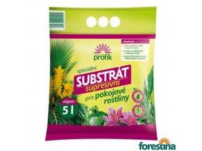 FORESTINA® PROFÍK Speciální substrát supresivní pro pokojové rostliny