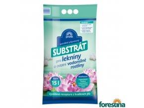 FORESTINA® PROFÍK Speciálně připravený substrát pro lekníny a ostatní vodomilné rostliny, 15 l