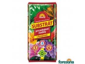 FORESTINA® SUBSTRAT Speciální zahradnický substrát pro pokojové rostliny s hnojivem