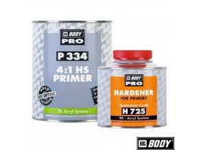 BODY P334+725, 1+250