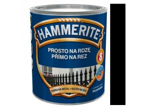 Hammerite smooth 0,125