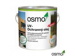 OSMO UV ochranný olej barevný 2,5