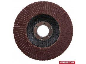 FESTA® 21784 Kotouč lamelový brusný, 115 x 22,2 mm, P120