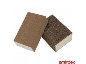 SMIRDEX brusná houba 4x4