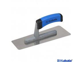 KUBALA® Hladítko benátské trapézové, 240 x 95 x 75 mm, nerez