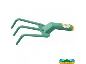 NOHEL GARDEN® 07035 Drápek zahradnický 3 hroty, plastový, 240 mm
