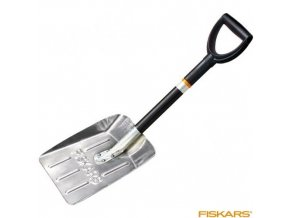 FISKARS® 1000740 Lopata na sníh hliníková