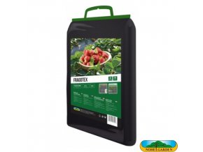 NOHEL GARDEN® FRAGOTEX Netkaná textilie s výseky pro jahody, 1,6 x 3,5 m, 50 g/m2