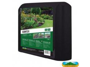NOHEL GARDEN® KONTEX Netkaná textilie mulčovací, černá, 3,2 x 5 m, 50 g/m2