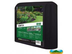 NOHEL GARDEN® 00934 KONTEX Netkaná textilie mulčovací, černá, 3,2 x 10 m, 50 g/m2