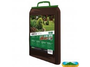 NOHEL GARDEN® 00872 KONTEX Netkaná textilie mulčovací, hnědá, 1,6 x 5 m, 50 g/m2