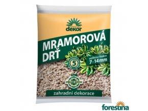 FORESTINA® DEKOR Mramorová drť, 7-14 mm