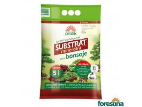 FORESTINA® PROFÍK Speciálně připravený substrát pro bonsaje, 5 l