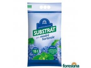 FORESTINA® PROFÍK Speciálně připravený substrát pro modré hortenzie, 15 l