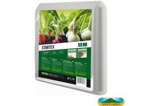 NOHEL GARDEN® 00882 STARTEX Netkaná textilie zakrývací k rychlení, bílá, 3,2 x 5 m, 19 g/m2