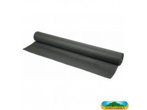 NOHEL GARDEN® 00911 KONTEX Netkaná textilie mulčovací, černá, 1,6 x 100 m, 50 g/m2