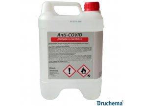 DRUCHEMA® ANTI-COVID dezinfekční přípravek na ruce