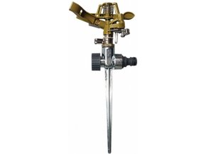NOHEL GARDEN® 17230 Zavlažovač impulsní rotační, kov, zinkový hrot