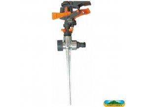 NOHEL GARDEN® 17225 Zavlažovač impulsní rotační, plast, zinkový hrot