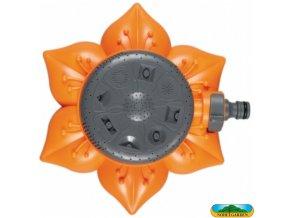 NOHEL GARDEN® Zavlažovač KVĚTINA s podstavcem kruhový, 8 poloh, plast