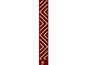 dekorační váleček bordur 5