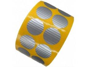 LGA AC10 textilní lepicí fixační kolečka, pr. 30 mm