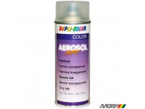 Motip ART lak barva spray 400ml transparent mat