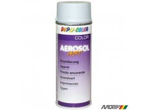 Motip ART lak barva spray 400ml základový šedý