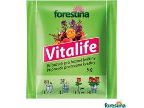 FORESTINA® VITALIFE Výživa pro řezané květiny, 5 g