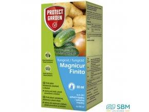 PROTECT HOME MAGNICUR FINITO Fungicidní přípravek k ochraně proti plísni bramborové, okurkové a cibulové, 3x 1,5 g