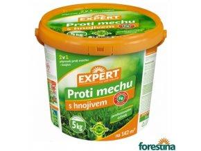 FORESTINA® EXPERT proti mechu s hnojivem na trávníky