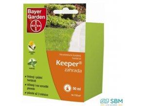 PROTECT HOME KEEPER® SBM Totální herbicid na zahradu, 50 ml