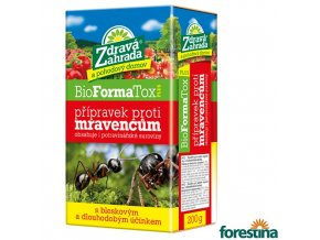 ZDRAVÁ ZAHRADA® BioFormaTox PLUS Prostředek proti mravencům