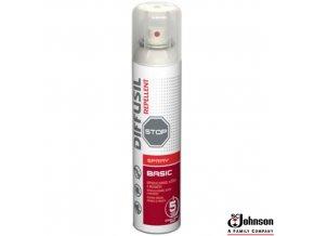DIFFUSIL BASIC Repelent proti komárům, klíšťatům a muchničkám, sprej 100 ml