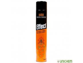 EFFECT® Sprej proti vosám a sršňům, 750 ml